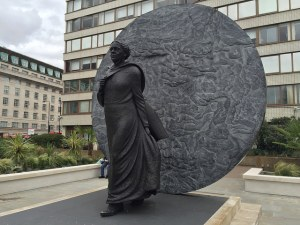 Mary Seacole. Photo by Matt Brown (https://www.flickr.com/photos/londonmatt/)