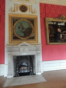 Fireplace in Kings Gallery
