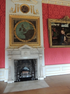 Fireplace in Kings Gallery