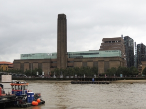 Tate Modern at the old Bankside Power Station