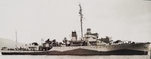 HMS Wellington 1942