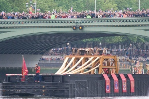 Jubilee Bell barge. Photo by Ian Visits (https://www.flickr.com/photos/ianvisits/)