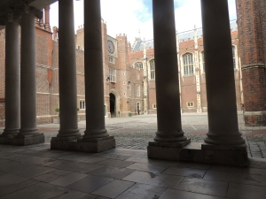 The Middle Courtyard