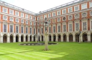 The Georgian Courtyard