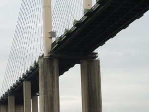 QEII bridge at Dartford