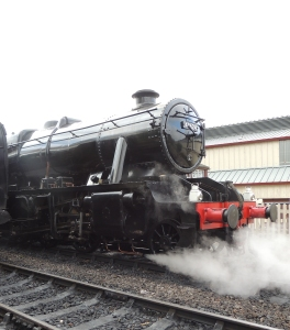 LMS 8F '48624' at Horstead Keynes