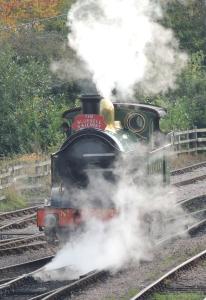 SECR P class 263 at Sheffield Park