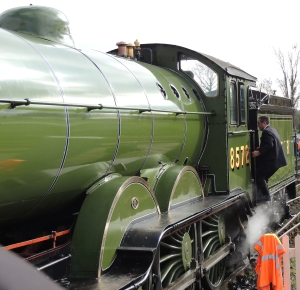 LNER B12 '8572'