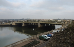 Road Bridge over the River Medway
