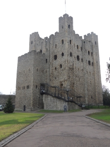 The Keep at Rochester Castle