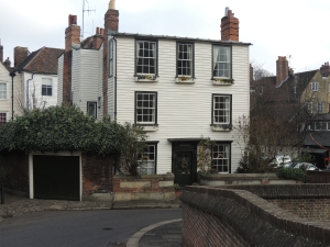 A Rochester town-house