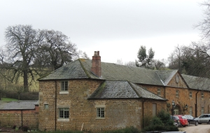 The stable block, now converted into additional accommodation and meeting rooms.