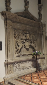 Memorial to Gregory Cromwell