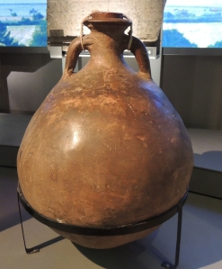 Amphora originating in Southern Spain