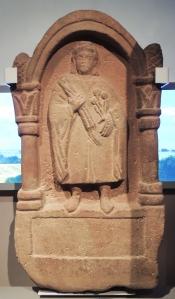 Tombstone of Aureilia Aureliana. Late 3rd century AD