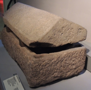 Roman coffin found in Newcastle