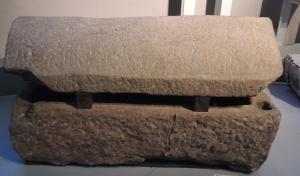 Roman coffin found in Newcastle