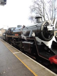 75014 Braveheart at Paignton Staion